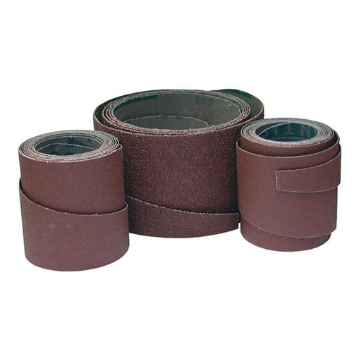 View a Larger Image of Sandpaper Wrap for 19-38 Drum Sanders - 100 Grit - 3 Pack