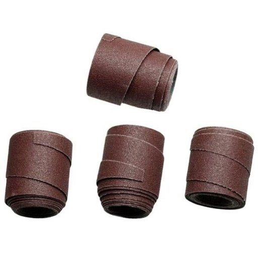 View a Larger Image of Pre-Cut Abrasive Wraps for 10-20 Drum Sanders 150 Grit 4 pc