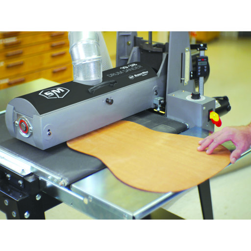 View a Larger Image of 19-38 Drum Sander