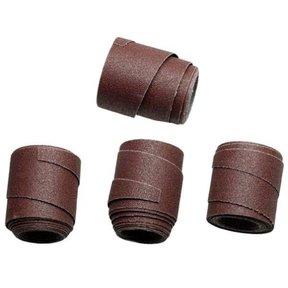Pre-Cut Abrasive Wraps for 10-20 Drum Sanders 80 Grit 4 pc