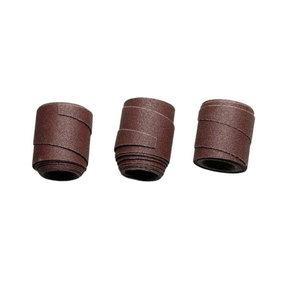 Pre-Cut Abrasive Wraps for 22/44 Drum Sanders 80 Grit 3 pc