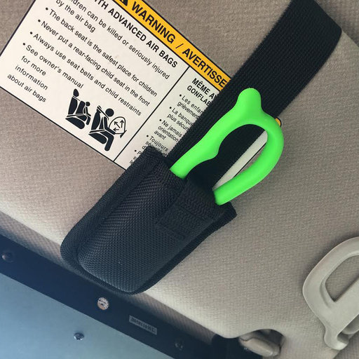 View a Larger Image of SuperVizor XT Auto Rescue Tool - Green