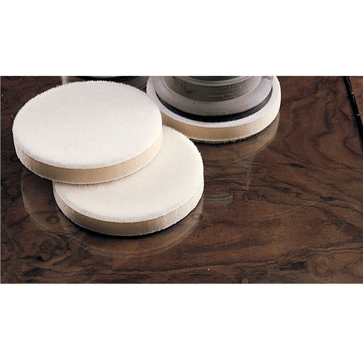 """View a Larger Image of 5-1/2"""" Buffing Pads 2 pk"""