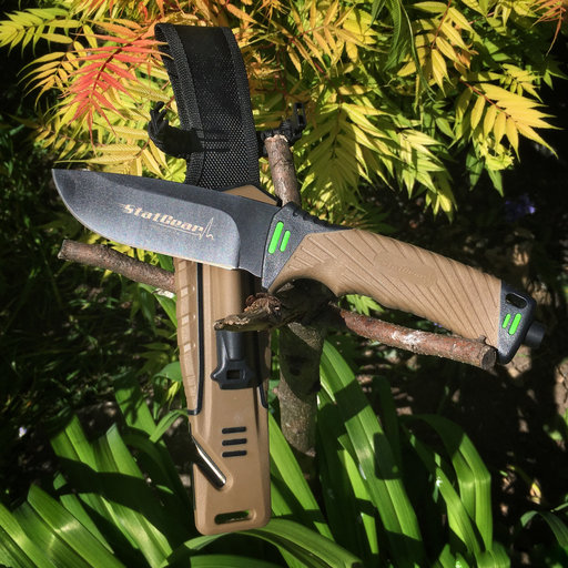 View a Larger Image of Surviv-All Knife