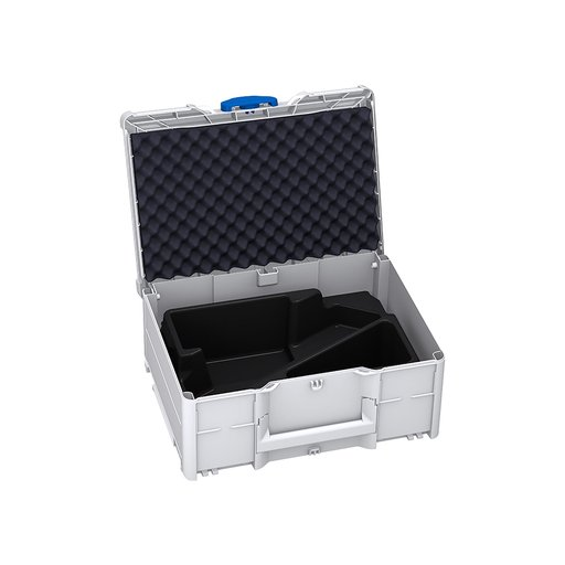 View a Larger Image of systainer³ for FEIN Multimaster with Insert, Lid and Base Foam, Light Gray