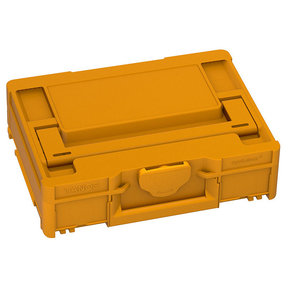 Systainer³ M 112 Storage Container, Daffodil Yellow
