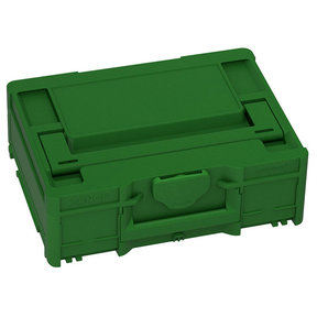Systainer³ M 137 Storage Container, Emerald Green