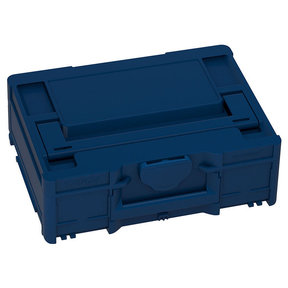 Systainer³ M 137 Storage Container, Sapphire Blue
