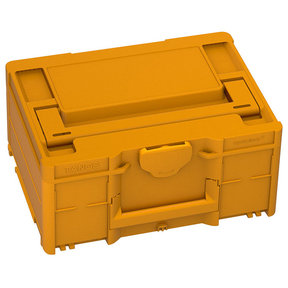 Systainer³ M 187 Storage Container, Daffodil Yellow