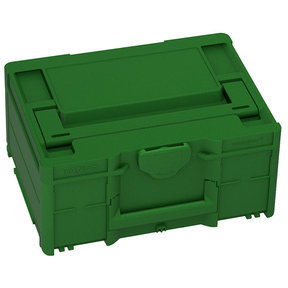 Systainer³ M 187 Storage Container, Emerald Green