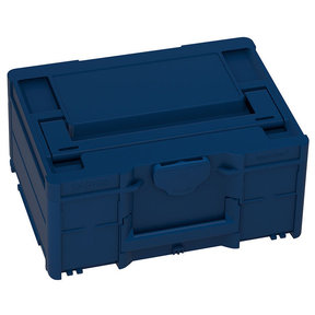 Systainer³ M 187 Storage Container, Sapphire Blue