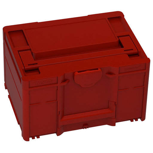 View a Larger Image of Systainer³ M 237 Storage Container, Carmine Red