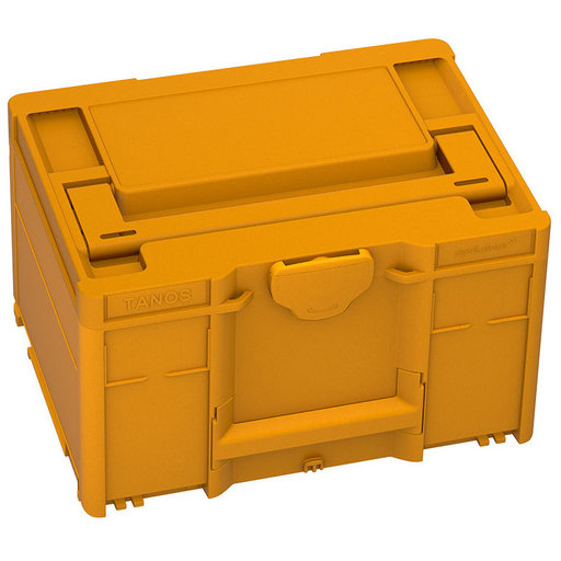 View a Larger Image of Systainer³ M 237 Storage Container, Daffodil Yellow