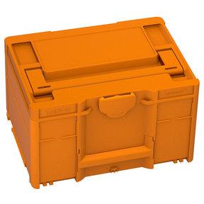 Systainer³ M 237 Storage Container, Deep Orange