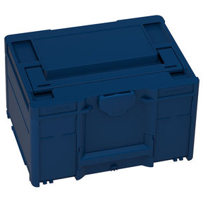 Systainer³ M 237 Storage Container, Sapphire Blue