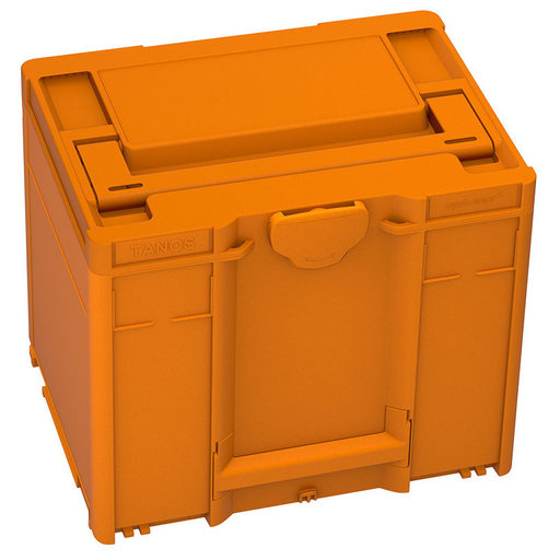 View a Larger Image of Systainer³ M 337 Storage Container, Deep Orange