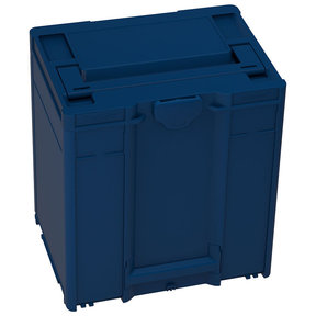 Systainer³ M 437 Storage Container, Sapphire Blue