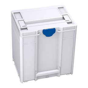 Tanos  Systainer(3) M437 Storage Container, Light Gray