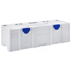 Systainer³ XXL237 Storage Container, Light Gray