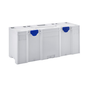 Systainer³ XXL337 Storage Container, Light Gray