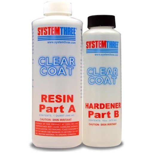 View a Larger Image of ClearCoat, 15 Gal. Kit