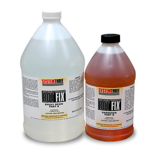 View a Larger Image of RotFix, 1.5 Gal. Kit