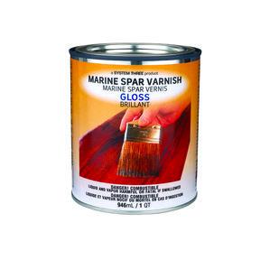 Gloss Spar Urethane Varnish Quart