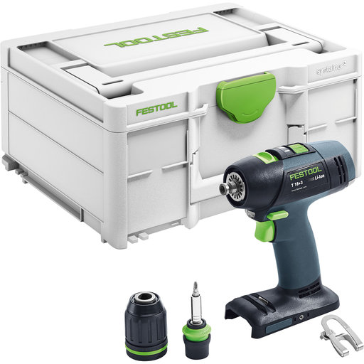 View a Larger Image of T 18+3 Basic Cordless Drill