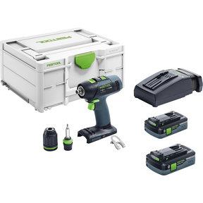 T 18+3 HPC 4.0 I-Plus Cordless Drill