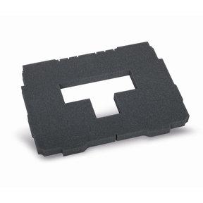 T-Loc I-V, Base Pick & Pluck Foam, 25 mm, Smooth
