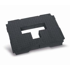 T-Loc I-V, Filler Pick & Pluck Foam, 50 mm, Rigid