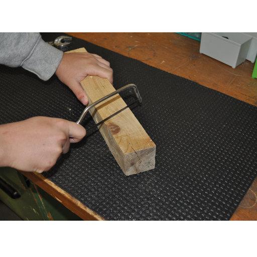 View a Larger Image of T-Tec Mini Anti-Slip Mats, 12 x 12cm, set of 5