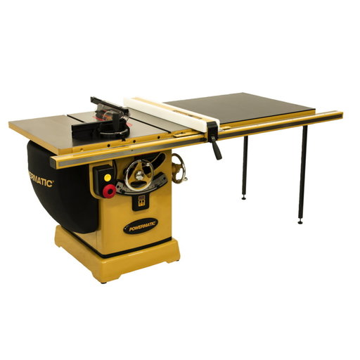 """View a Larger Image of 5HP 3PH 230/460V PM2000B Table Saw with 50"""" Rip Capacity"""
