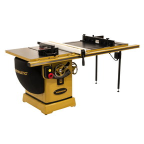 """5HP 3PH 230/460V PM2000B Table Saw with 50"""" Rip Capacity, Accu-Fence and Router Lift"""