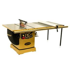 "7.5HP 3PH 230/460V PM3000B Table Saw with  50"" Rip Capacity"