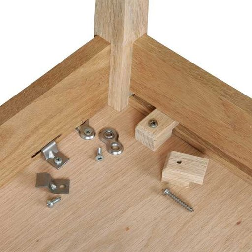 View a Larger Image of Tabletop Fasteners - Downloadable Technique