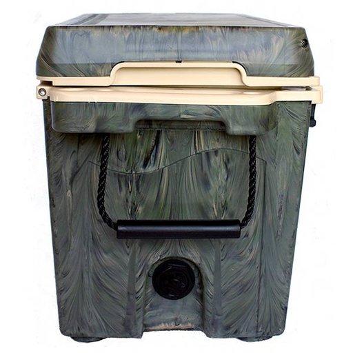 View a Larger Image of 55 Quart Cooler – WOODLAND CAMO