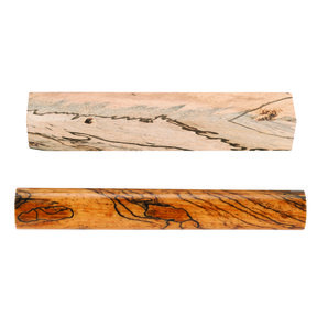 """Stabilized Spalted Tamarind Pen Blank - 3/4"""" x 3/4"""" x 5"""""""