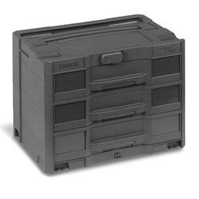 T-LOC SYS-Sort IV/3 systainer, Anthracite