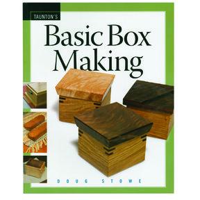 Taunton's Basic Box Making