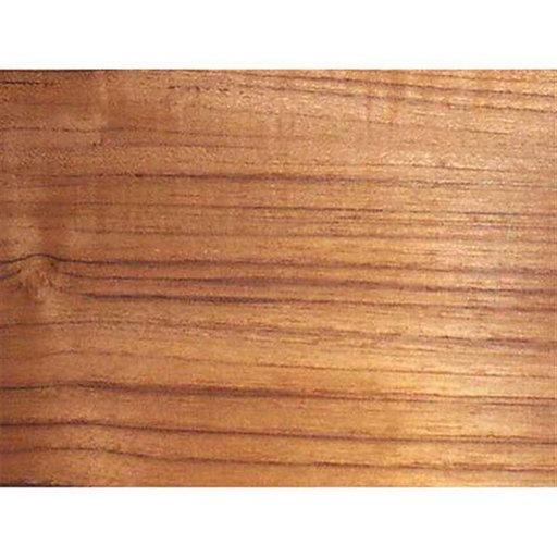 View a Larger Image of Teak 2' x 8' 10mil Paperbacked Wood Veneer