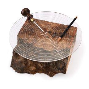 Woodturner's Center Finder