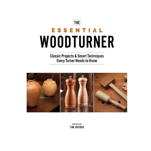 View a Larger Image of The Essential Woodturner