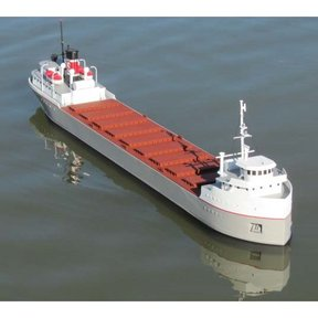 The Great Lakes Freighter Boat Kit