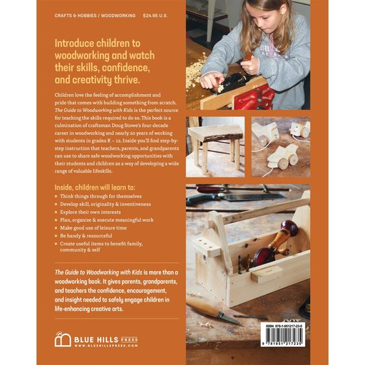 View a Larger Image of The Guide To Woodworking With Kids