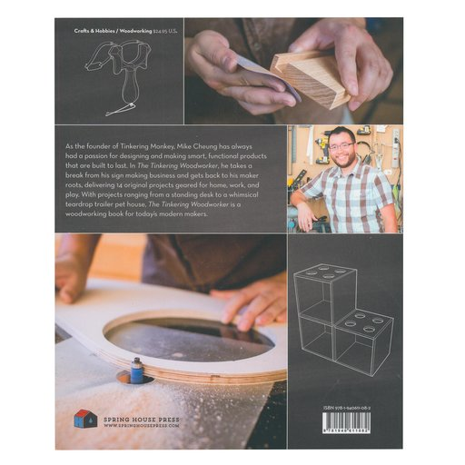 View a Larger Image of The Tinkering Woodworker