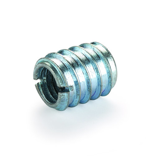 """View a Larger Image of Threaded Insert Slotted 3/8"""" x 16 tpi 8 pc"""