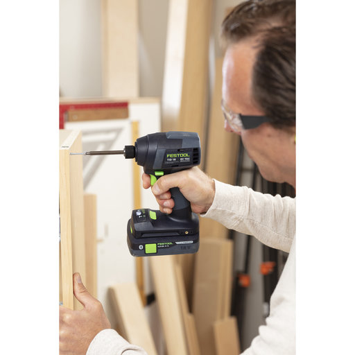 View a Larger Image of TID 18 Cordless Impact Driver Basic - Tool Only