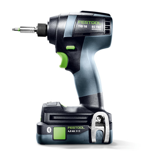 View a Larger Image of TID 18 Cordless Impact Driver Compact Set