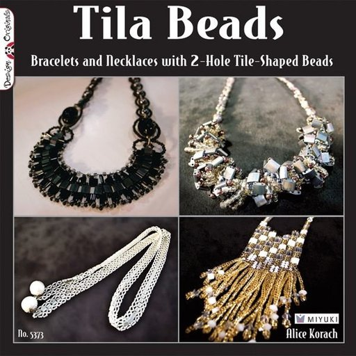 View a Larger Image of Tila Beads
